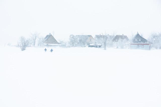 Märzwinter, Cínovec