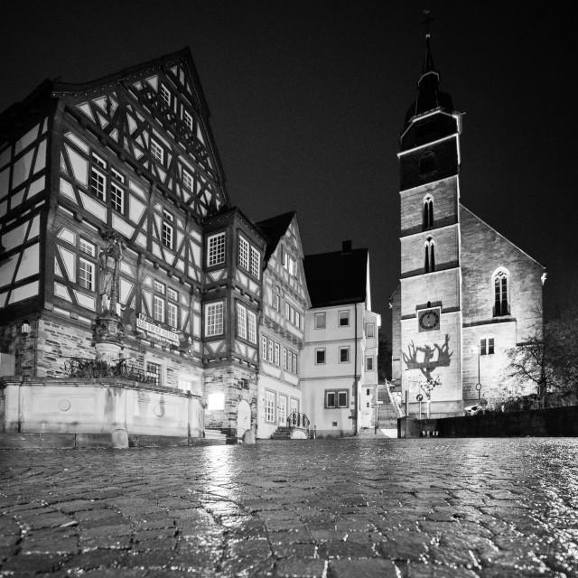 Am Schlossberg in Böblingen