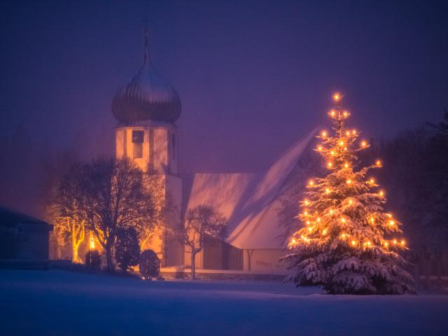 Weihnachtsstimmung in Hinterzarten