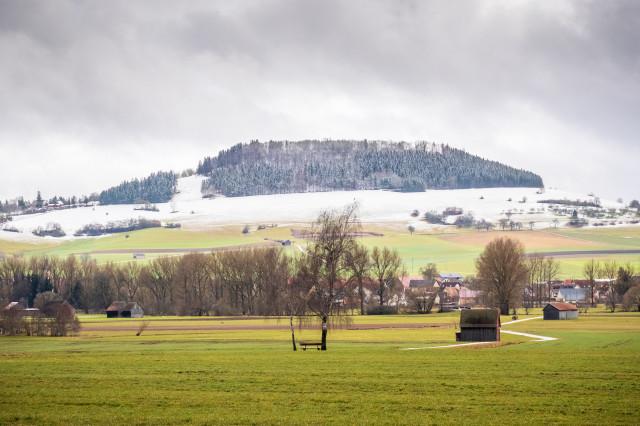 Blick zum Fürstenberg